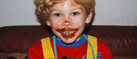 Διατροφή και παιδική ηλικία