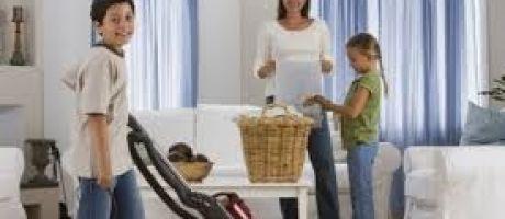 Πρέπει τα παιδιά να κάνουν δουλειές στο σπίτι;
